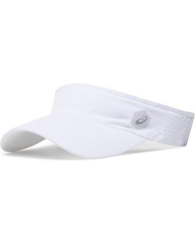 Biały daszek Asics