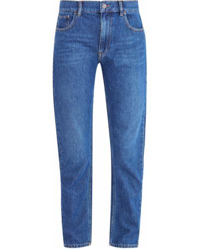 Прямые джинсы на пуговицах с карманами Kenzo
