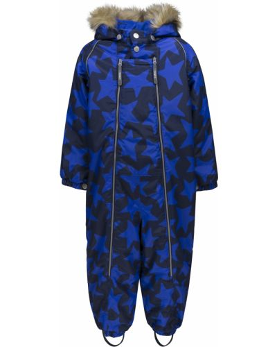 Комбинезон синий темно-синий Mothercare