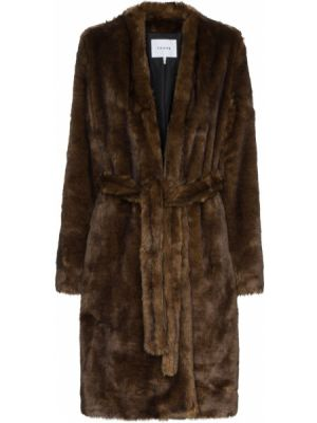Длинное пальто Frame