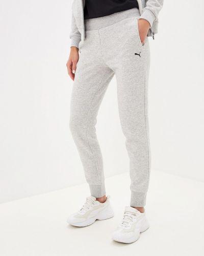 Спортивные брюки серые Puma