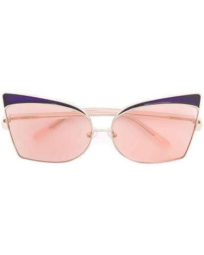 Солнцезащитные очки кошачий глаз Linda Farrow Gallery