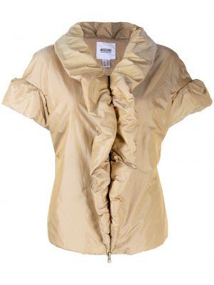 Короткая куртка Moschino Pre-owned