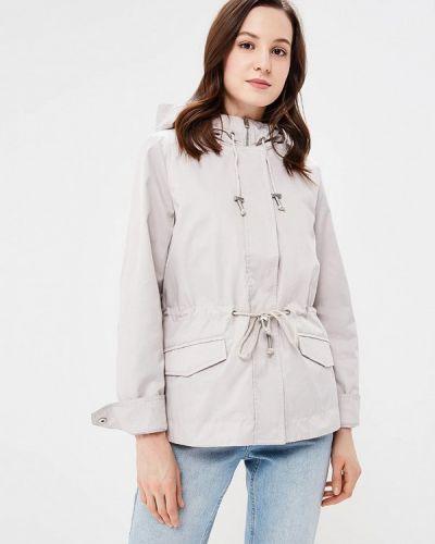 Серая куртка демисезонная Baon