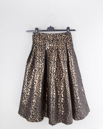 Черная юбка из полиэстера Paper Dolls