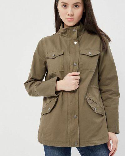 Куртка весенняя зеленая Fascinate