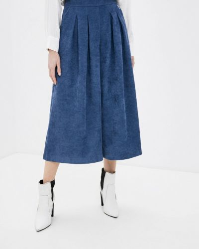 Синие брюки Vivostyle