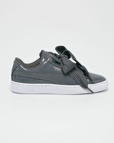 Кроссовки на шнуровке текстильные Puma