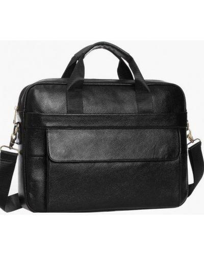 Кожаный портфель - черный Royalbag