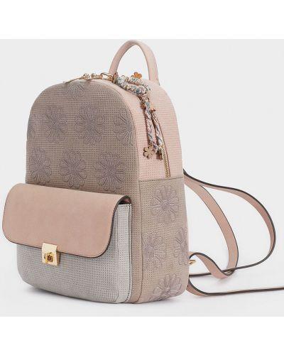 Рюкзак серый Parfois