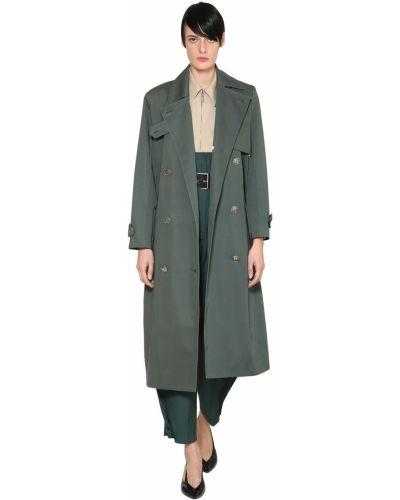 Куртка на пуговицах с кокеткой Givenchy