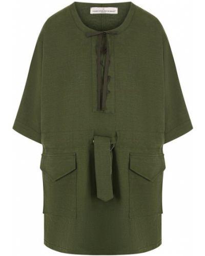 2dcccc4a86c3556 Платья с поясом Golden Goose Deluxe Brand - купить в интернет ...
