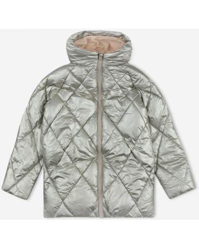 Джинсовая куртка с капюшоном Gloria Jeans