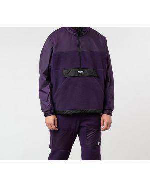 Top - fioletowa Adidas Originals