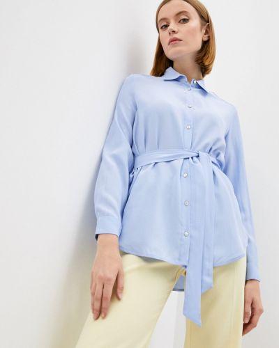 Блузка с длинными рукавами - голубая Iblues
