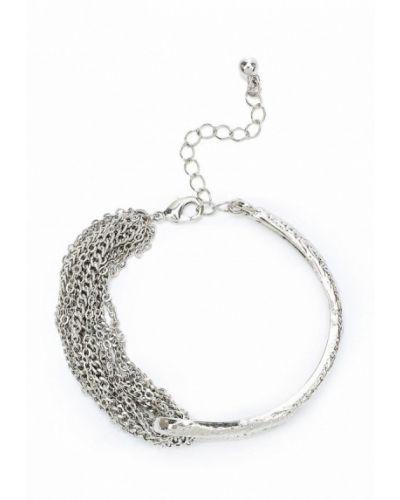 Браслет серебряный серебряного цвета Selena