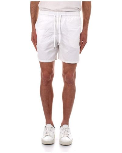 Białe szorty Vilebrequin