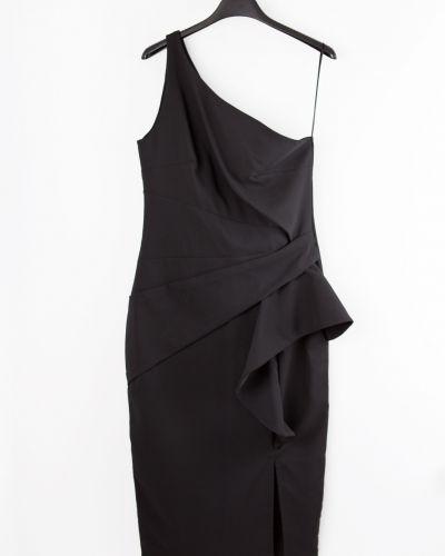 Платье - черное Lipsy