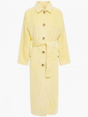 Полупальто - желтое American Vintage