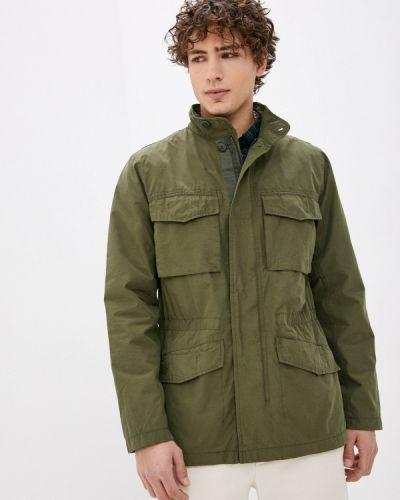 Облегченная зеленая куртка Gap