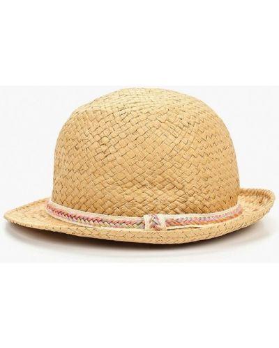 Шляпа с узкими полями бежевая Dorothy Perkins