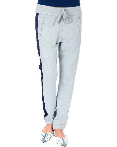 Серые спортивные брюки Marina Yachting