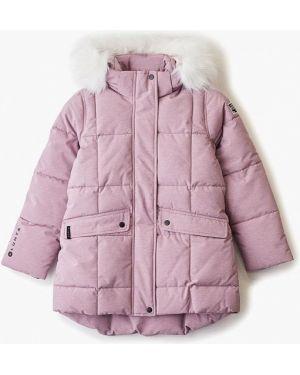 Розовая куртка Luhta