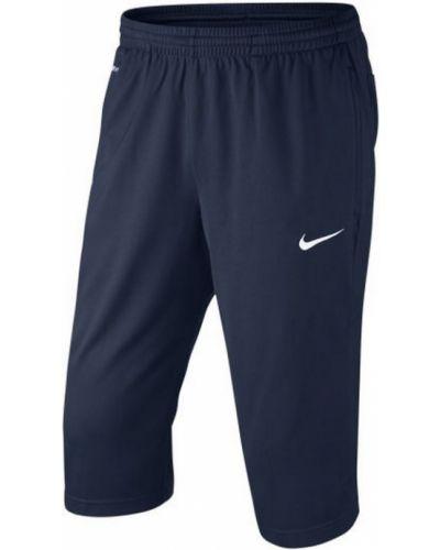 Спортивные брюки прямые с мехом тренировочные Nike