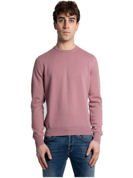 Różowy sweter Gran Sasso