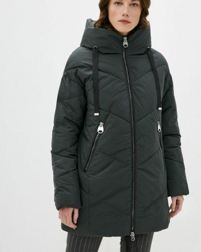 Теплая зеленая зимняя куртка Aviù