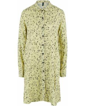 Платье платье-рубашка из вискозы Befree