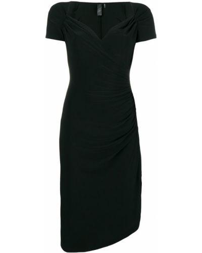 Платье миди классическое приталенное Norma Kamali