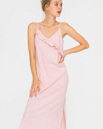 Розовый сарафан Shtoyko