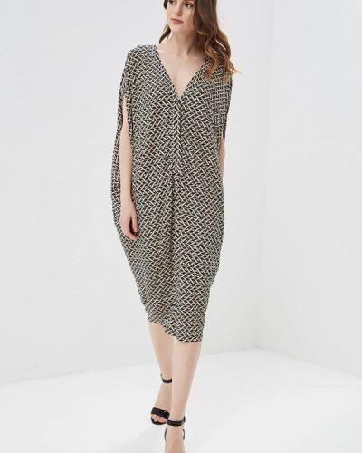 Платье бежевое Ruxara