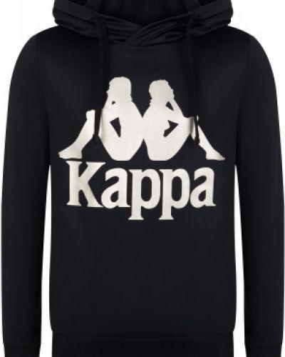 Спортивный детский черный джемпер Kappa
