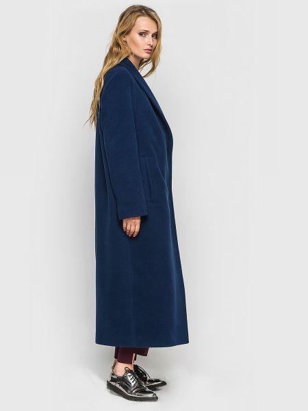 Синее пальто Vovk