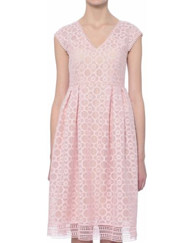 Розовое платье Iblues