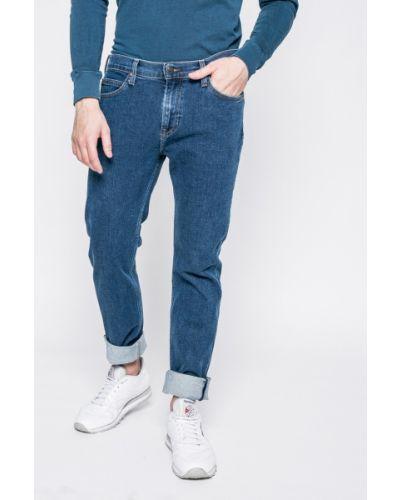 Джинсы-скинни с карманами синий Lee