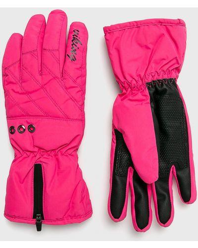 Перчатки текстильные розовый Viking