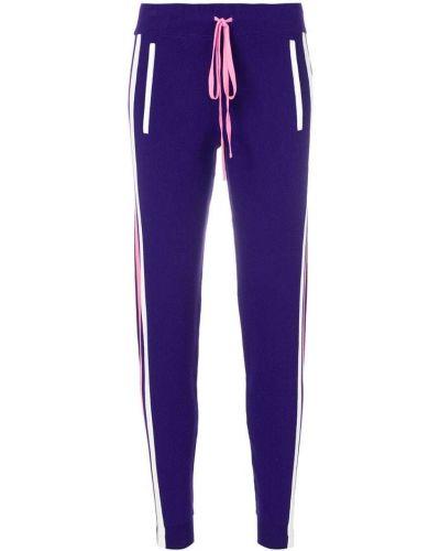 Спортивные брюки с отворотами в рубчик с карманами P.a.r.o.s.h.