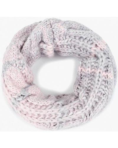 Розовый снуд 2018 Zarina