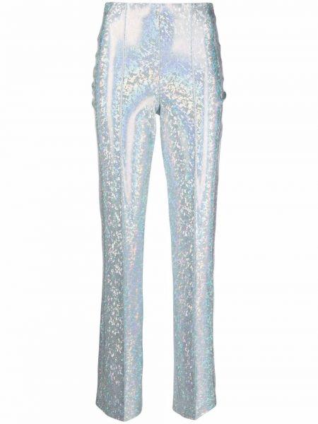 Niebieskie spodnie Saks Potts