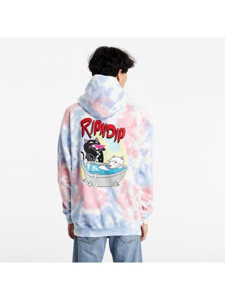 Różowa bluza Ripndip