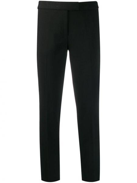 Укороченные брюки брюки-хулиганы дудочки Michael Kors Collection