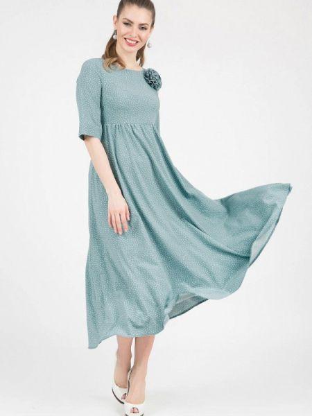 Платье - голубое Olivegrey