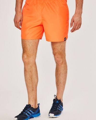 Спортивные шорты прямые на резинке Adidas Performance