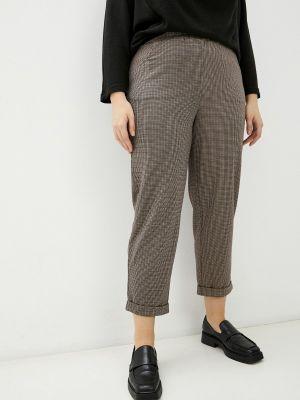 Зауженные брюки - коричневые Intikoma