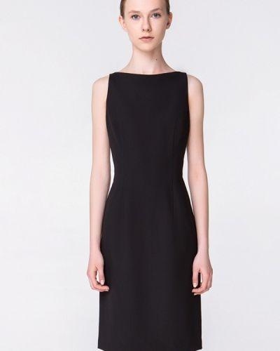 Платье мини с капюшоном Minimally