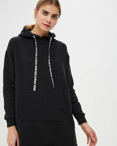 Платье черное Fresh Brand