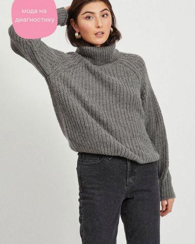 Серый свитер Vila